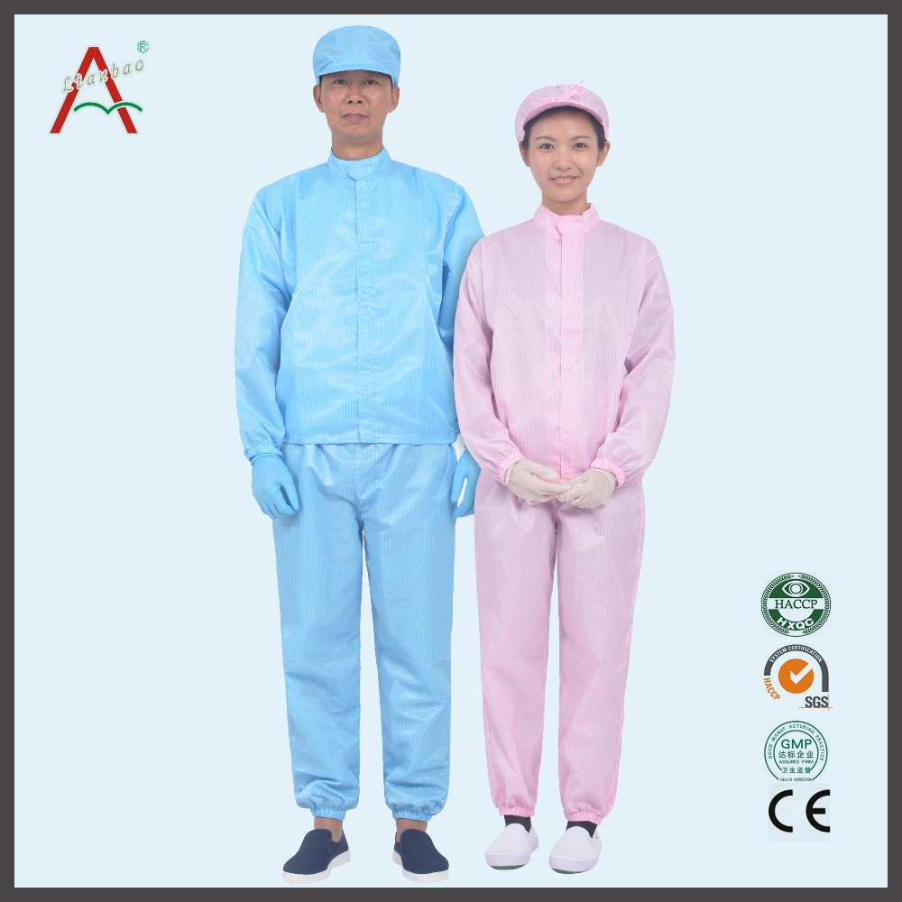 Dustproof Antistatic Jacket & Trousers
