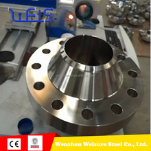 Stainless steel pipe fittings high pressure welding flange
