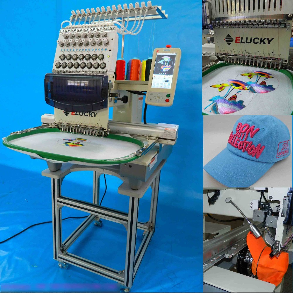 one embroidery machine for sale