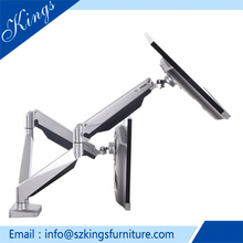 D7D Adjustable Office stand modern Desk Stand Alone LCD Monitor