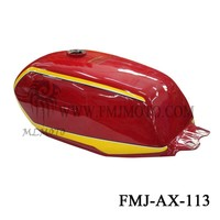 Motor gas tank fuel tank for AX100 in FMJMOTO