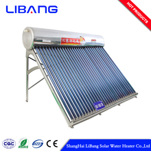 China wholesale manufacturer v guard solar panel water heater price list