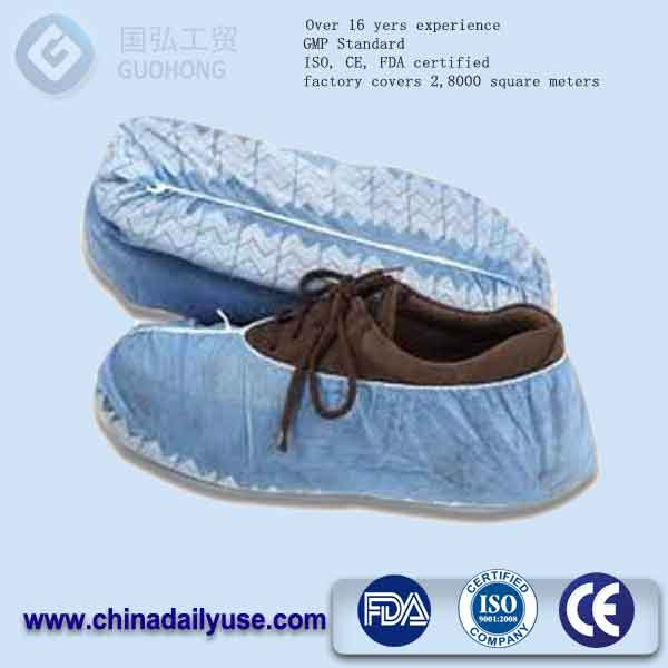 antiskid non-woven disposable shoe covers nonwoven shoe covers