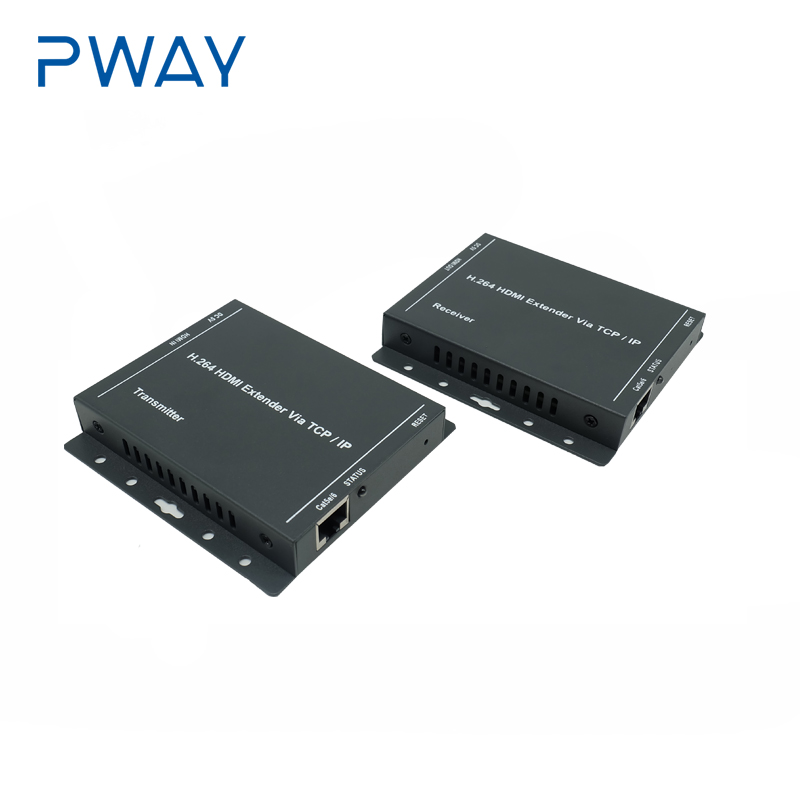 Pinwei PW-DT216L H.264  over TCP/IP 200M HD extender