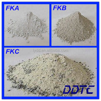 High SiO2 Mixture Refractory Dry Vibrating Lining Materials for Frequency Electric Induction Furnace By Dry Knotting