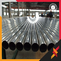 ss 304 stainless steel pipe 8k for appliance
