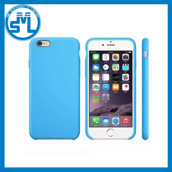 Top High quality factory price original pu leather back cover case for iphone 6 6s 6 plus 6s plus