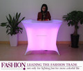 lighting led bar counter / led furniture used for bar and party with 16 colors changing