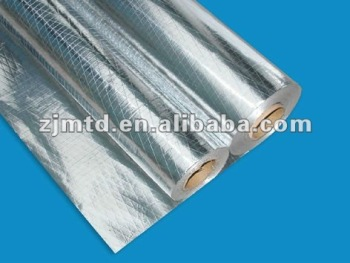 Heat Sealing & Reinforced Al Foil Facing (FKSV60B),aluminum foil,aluminum foil insulation