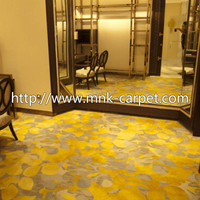 Axminster carpets modern design for hotel