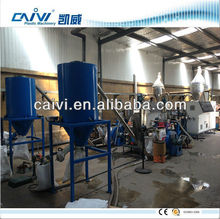 PP Extruding string cutting granulating line