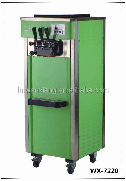 Bottom price hot sell fresh soft ice cream machine malaysia