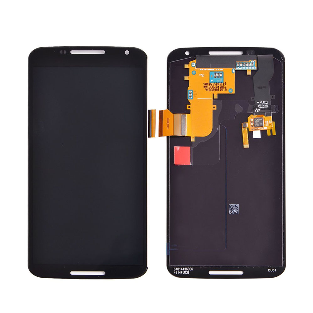 High Quality Original for Motorola Google Nexus 6 LCD Screen Digitizer with Touch Screen Assembly