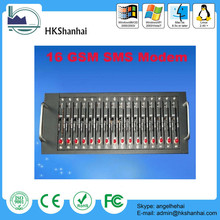Hot selling modem pool with sim bank 16 port dinstar gsm gateway