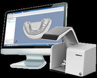 2014 new products automatic 3D dental scanner with cad cam made in china