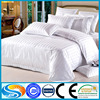 luxury hotel four season white bedding sets