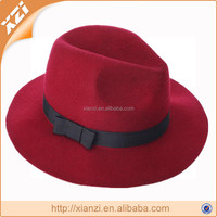 Common Fabric Feature and Unisex Gender fedora hat