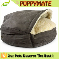 Soft Slipper Shape Dog Cave Bed Cozy Pet Cave , Dog Cave , Cat Cave
