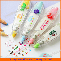 New Style Colorful Decorative Correction Tape