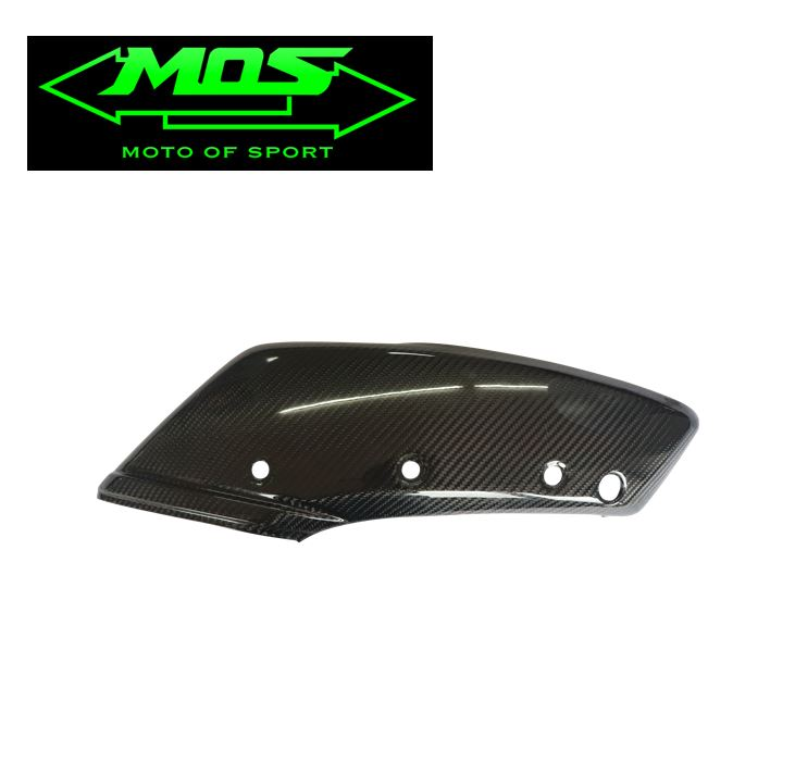 [MOS] NEW Arrival Carbon Fiber Air Filter Cover for Yamaha X-MAX / XMAX 300 (2018) / XMAX 250 (2018)