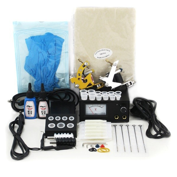 Hot Sale Low Price Complete Tattoo Kit Manufacturer