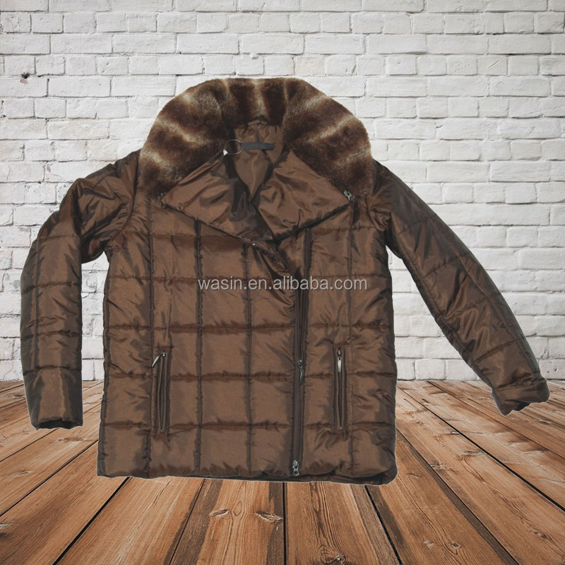Warm Design High Praise European Buyer Of Garments