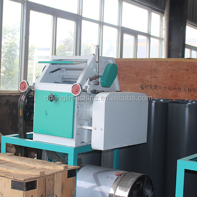 2018 china supplier Henan Chengli hot sale automatic flour mill, corn flour milling machine, corn processing machine