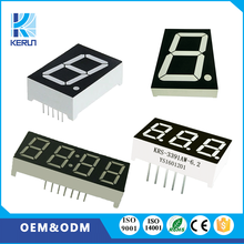 New product Customized 10 pins 0.4 inch 2 digit 7 segment led display