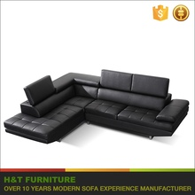 hot sell italian l shaped sofa set designs factory prices