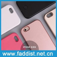 Hot product selfie light case for iphone 6, case for iphone 6 cute