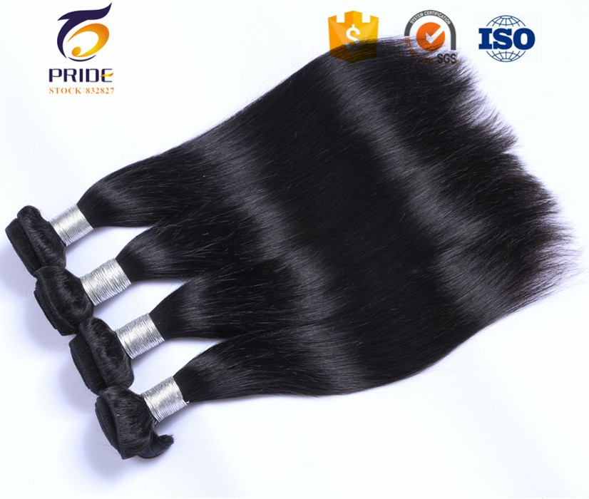 Remy Hair Products Thick Bottom! Cheap Human Hair Bundles Buying Malaysian straight Hair Extensions