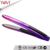 Professional pro nano titanium 1/4 inch new flat iron vibration hair straightening iron
