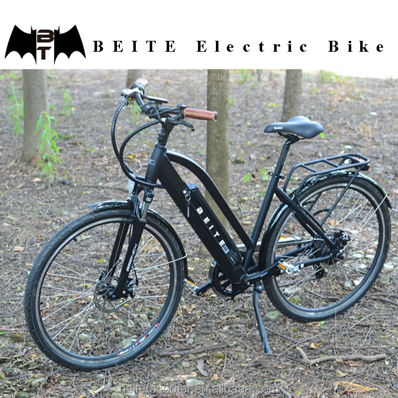 China e-bike hub motor with LCD player