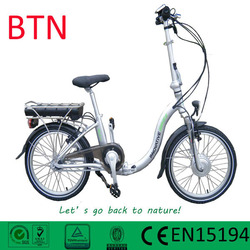 2016BTN 20 inch cheap electric pocket bike,high power electric bike