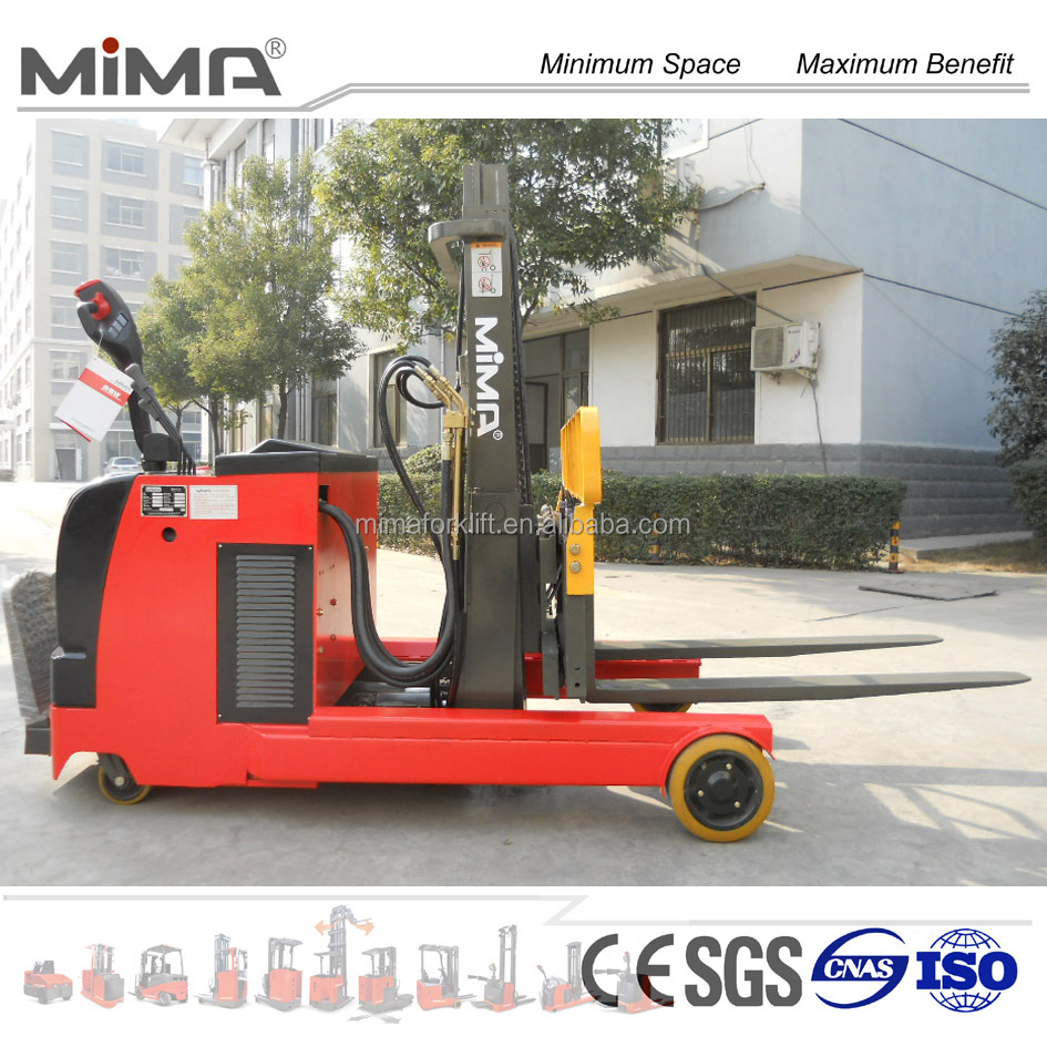 2 ton electric reach truck with CE for sale