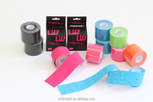 Kinesiology Tape Sport & Therapy, Therapeutic Sports Therapy cure tape with holes