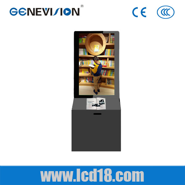 65inch modern tv stand showcase cheap poster stands lcd display kiosk