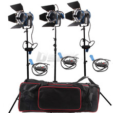 150w300W/1000W/2000W theater spotlights for sale tungsten fresnel spotlight for movie production stuido video equipment