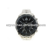 Strong power Stainless Steel brand new gentleman Watches