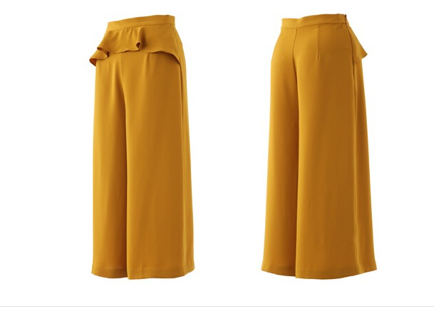 NEW FASHION STYLE LOOSE SOFT PANTS FOR LADY