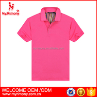 Boy's Polyester cotton sports mens Polo t shirts