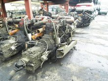 Used car spare parts