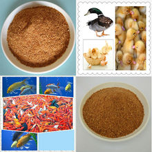 Gold supplier China dried distiller grains with soluble