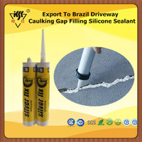 Export To Brazil Driveway Caulking Gap Filling Silicone Sealant