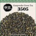 Best quality gunpowder Chinese green tea 3505