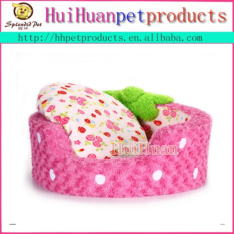 Fashion dog beds with removable cushion Dog bed manufacturer