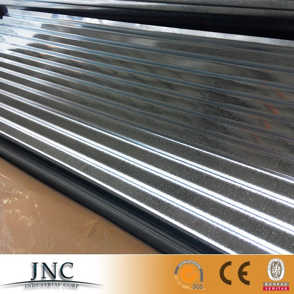 Galvanized steel sheet put into production