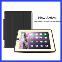 2016 New arrival colorful cases for ipad air 2 cover cases