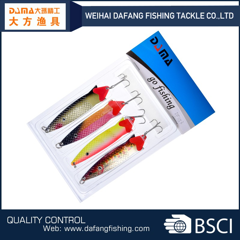 DF1153 OEM wholesale fishing bait packaging