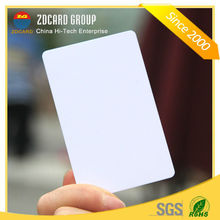 Access Control Use 125KHZ RFID Blank ID Card